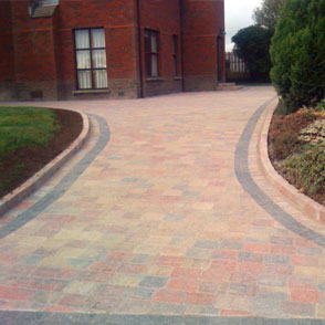 Paving Northern Ireland - Orchardhill Landscapes