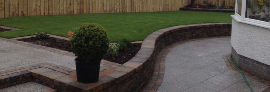 Landscape Gardeners Northern Ireland - Orchardhill Landscapes